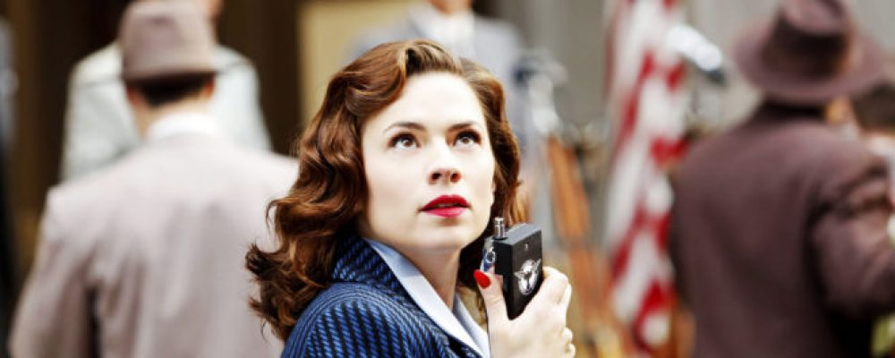 WIRED Binge-Watching Guide: Agent Carter